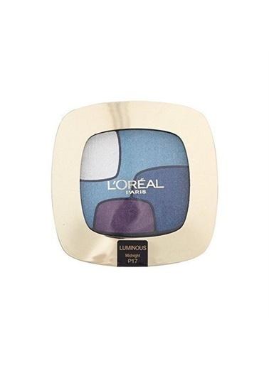L'Oréal Paris L'Oreal Paris Quad P17 Far Midnight Mavi